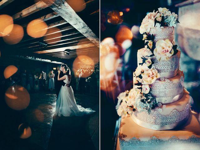 Rob and Belinda's Wedding in Otterburn, Northumberland 36
