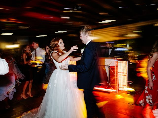 Rob and Belinda's Wedding in Otterburn, Northumberland 37