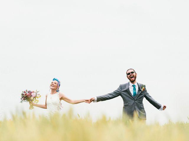Heather & Tom Williams's wedding