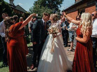 Danielle & Joshua's wedding 3