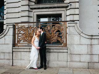 James & Sydney's wedding
