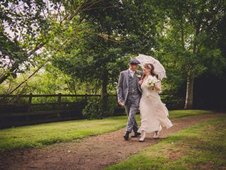 Sue & Paul's wedding