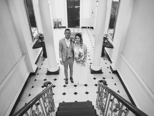Chelsea & Scott's wedding