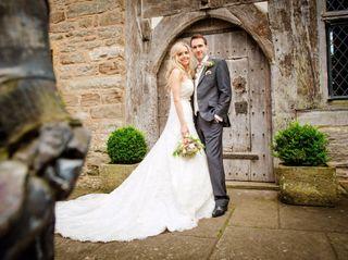 Joanne & Huw's wedding