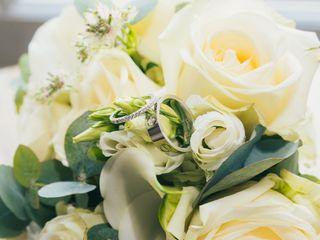 Marcie & Martyn's wedding 1