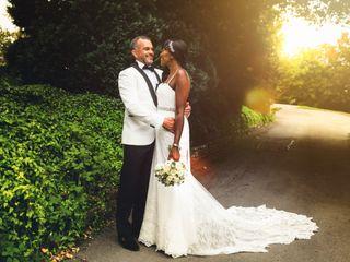 Marcie & Martyn's wedding