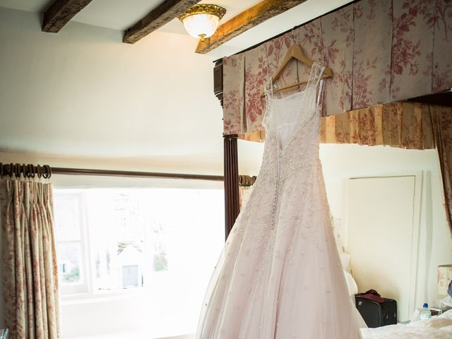 Jack and Alexandra's Wedding in Fittleworth, West Sussex 3