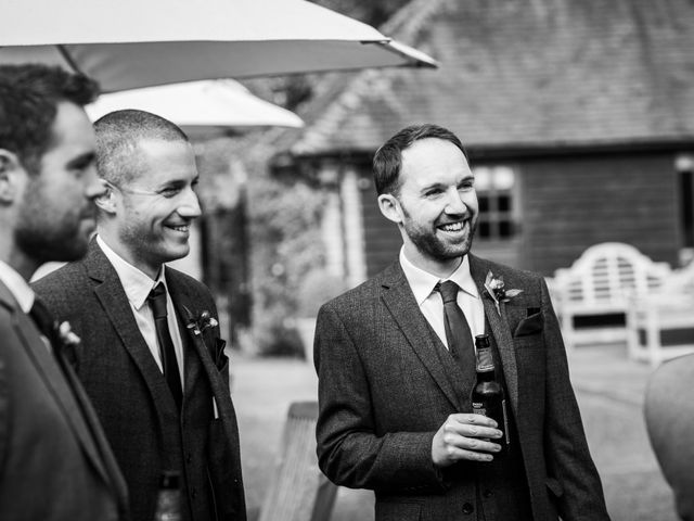 Jack and Alexandra's Wedding in Fittleworth, West Sussex 6