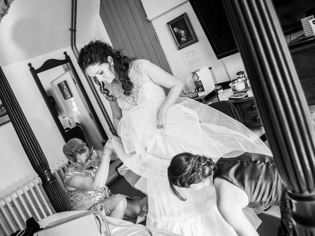 Jack and Alexandra's Wedding in Fittleworth, West Sussex 11