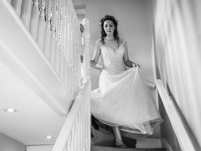 Jack and Alexandra's Wedding in Fittleworth, West Sussex 13