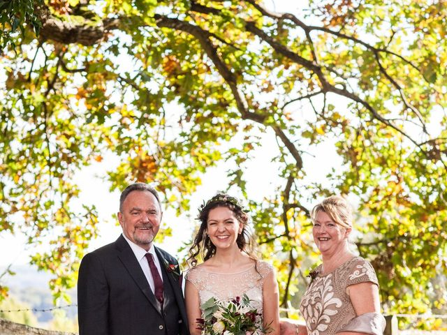 Jack and Alexandra's Wedding in Fittleworth, West Sussex 15