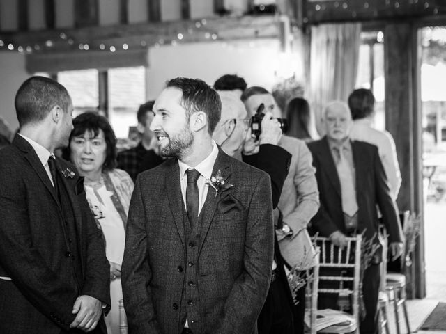 Jack and Alexandra's Wedding in Fittleworth, West Sussex 16