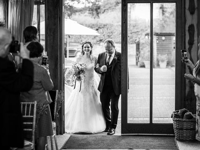 Jack and Alexandra's Wedding in Fittleworth, West Sussex 17