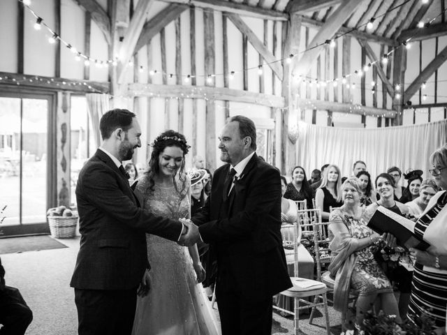 Jack and Alexandra's Wedding in Fittleworth, West Sussex 18