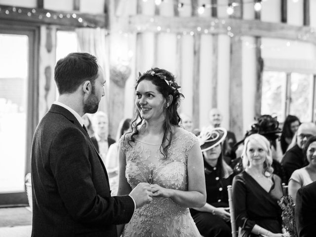 Jack and Alexandra's Wedding in Fittleworth, West Sussex 19