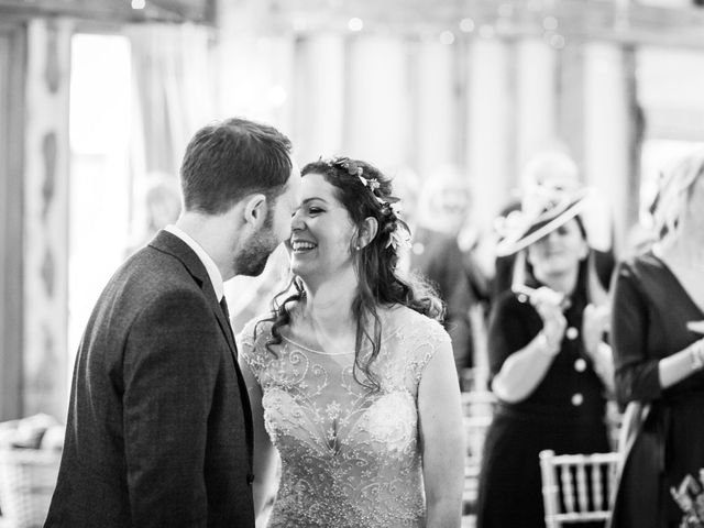 Jack and Alexandra's Wedding in Fittleworth, West Sussex 20