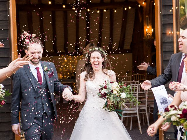 Jack and Alexandra's Wedding in Fittleworth, West Sussex 22
