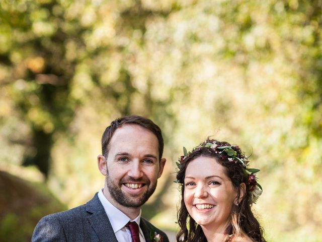 Jack and Alexandra's Wedding in Fittleworth, West Sussex 23