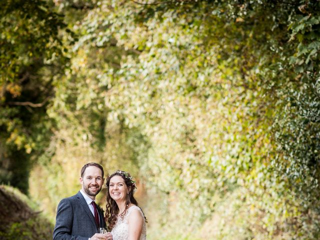 Jack and Alexandra's Wedding in Fittleworth, West Sussex 24