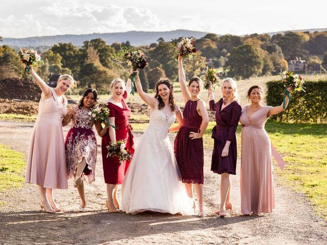 Jack and Alexandra's Wedding in Fittleworth, West Sussex 26