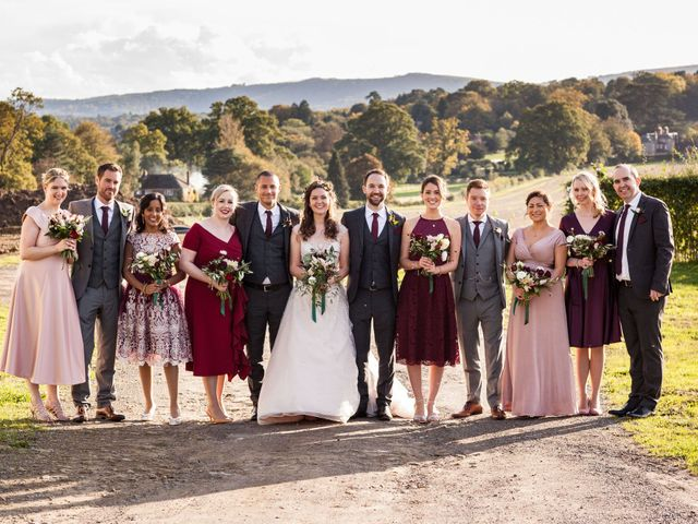 Jack and Alexandra's Wedding in Fittleworth, West Sussex 27
