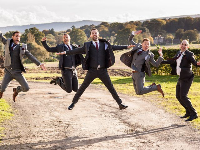 Jack and Alexandra's Wedding in Fittleworth, West Sussex 28