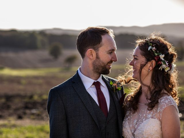 Jack and Alexandra's Wedding in Fittleworth, West Sussex 29