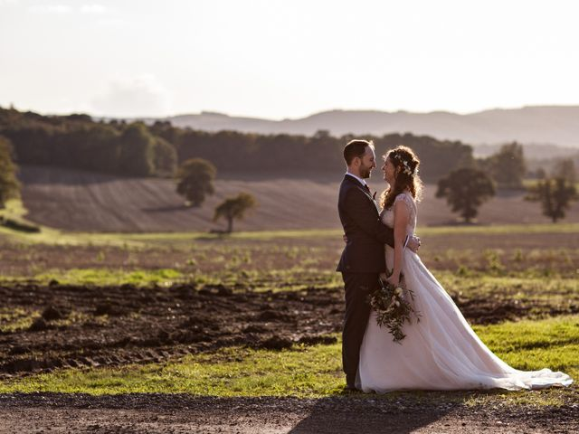 Jack and Alexandra's Wedding in Fittleworth, West Sussex 30