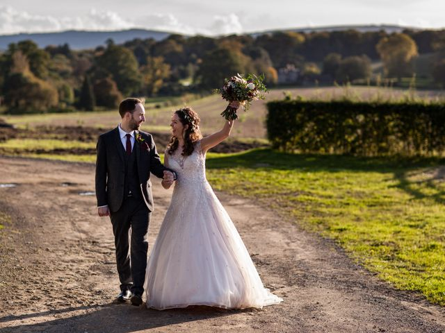 Jack and Alexandra's Wedding in Fittleworth, West Sussex 31