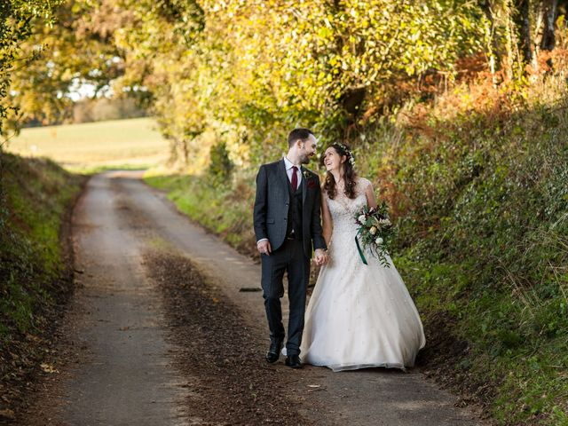Jack and Alexandra's Wedding in Fittleworth, West Sussex 1