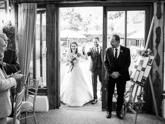 Jack and Alexandra's Wedding in Fittleworth, West Sussex 39