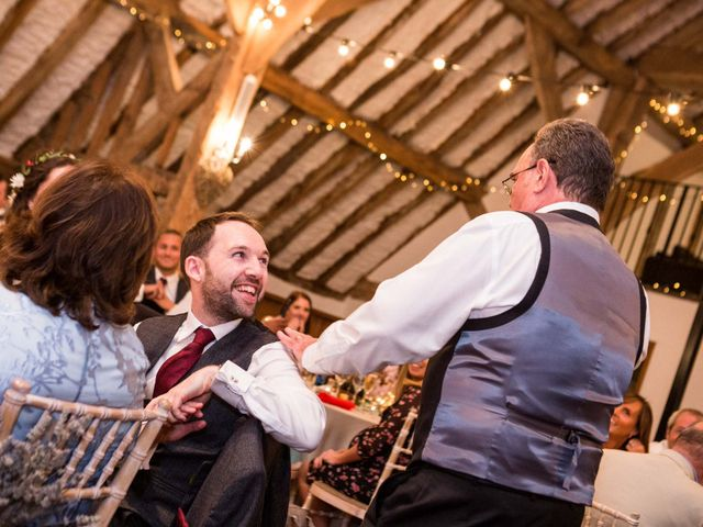 Jack and Alexandra's Wedding in Fittleworth, West Sussex 40