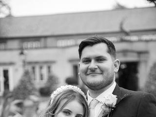 Heather & Robbie's wedding 1