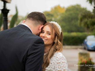 Heather & Robbie's wedding