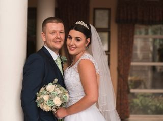 Paige & James's wedding