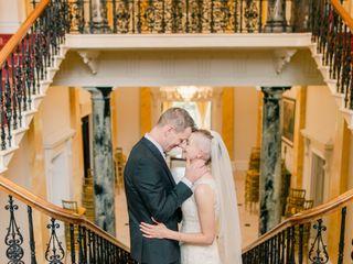 Lee & Sophie's wedding
