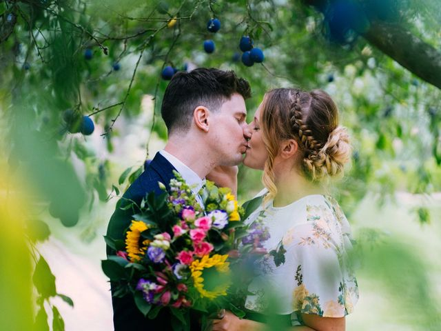 Samantha & Alex's wedding