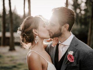 Giulia & Edward's wedding