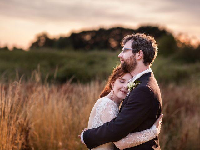 Victoria & Aaron's wedding