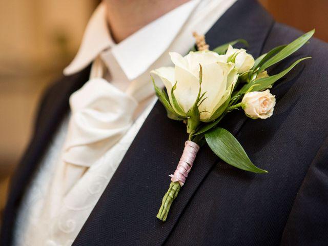 Aaron and Victoria's Wedding in Hickstead, West Sussex 7