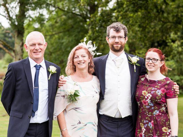 Aaron and Victoria's Wedding in Hickstead, West Sussex 8
