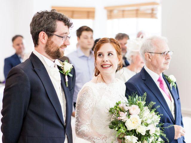 Aaron and Victoria's Wedding in Hickstead, West Sussex 15