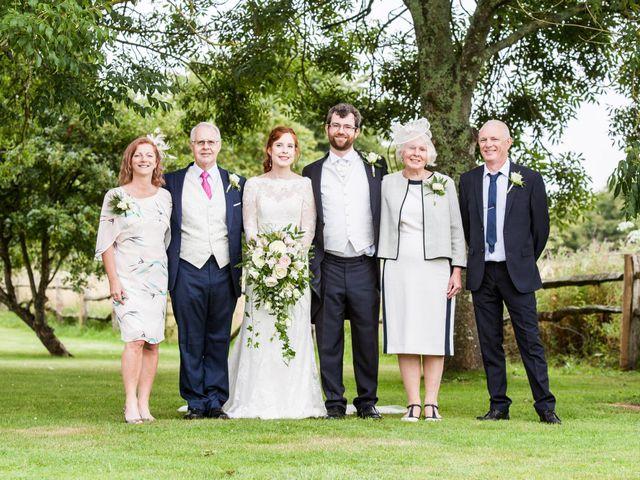 Aaron and Victoria's Wedding in Hickstead, West Sussex 23