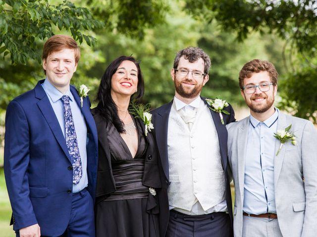 Aaron and Victoria's Wedding in Hickstead, West Sussex 25