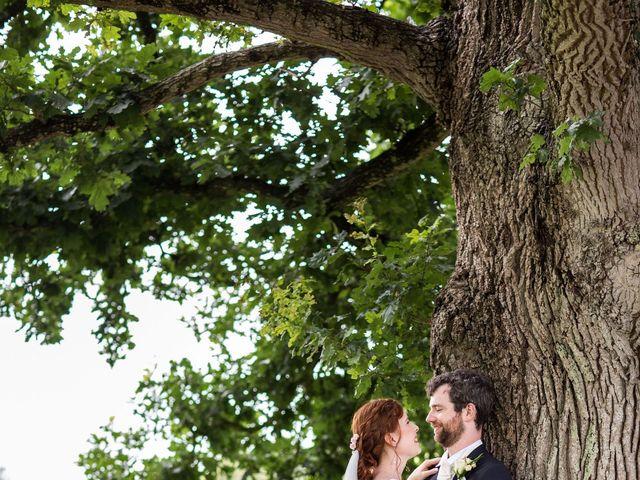 Aaron and Victoria's Wedding in Hickstead, West Sussex 27