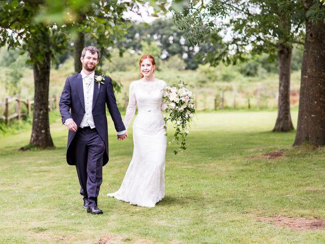 Aaron and Victoria's Wedding in Hickstead, West Sussex 29