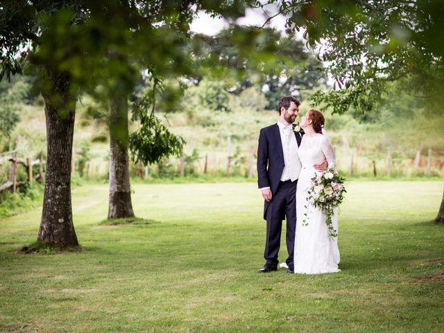 Aaron and Victoria's Wedding in Hickstead, West Sussex 30