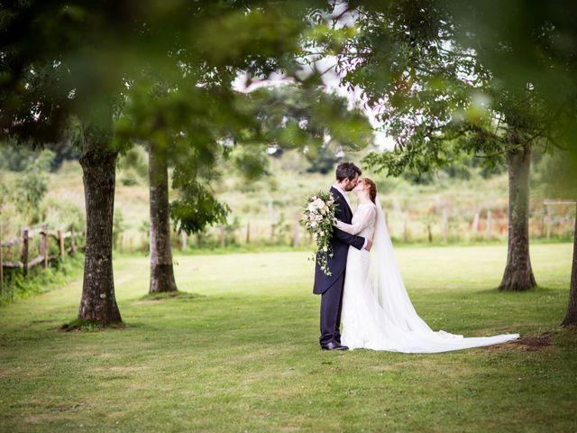 Aaron and Victoria's Wedding in Hickstead, West Sussex 31