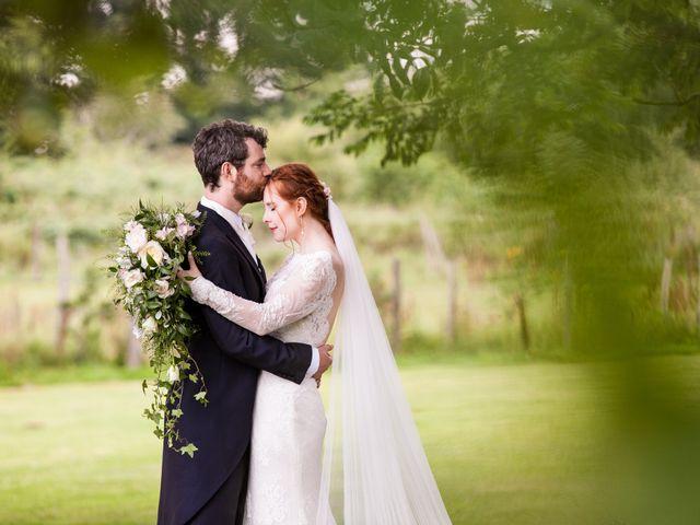 Aaron and Victoria's Wedding in Hickstead, West Sussex 32