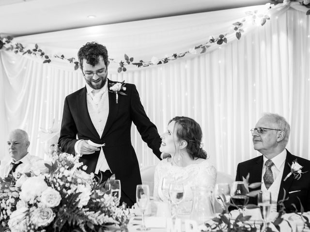 Aaron and Victoria's Wedding in Hickstead, West Sussex 37